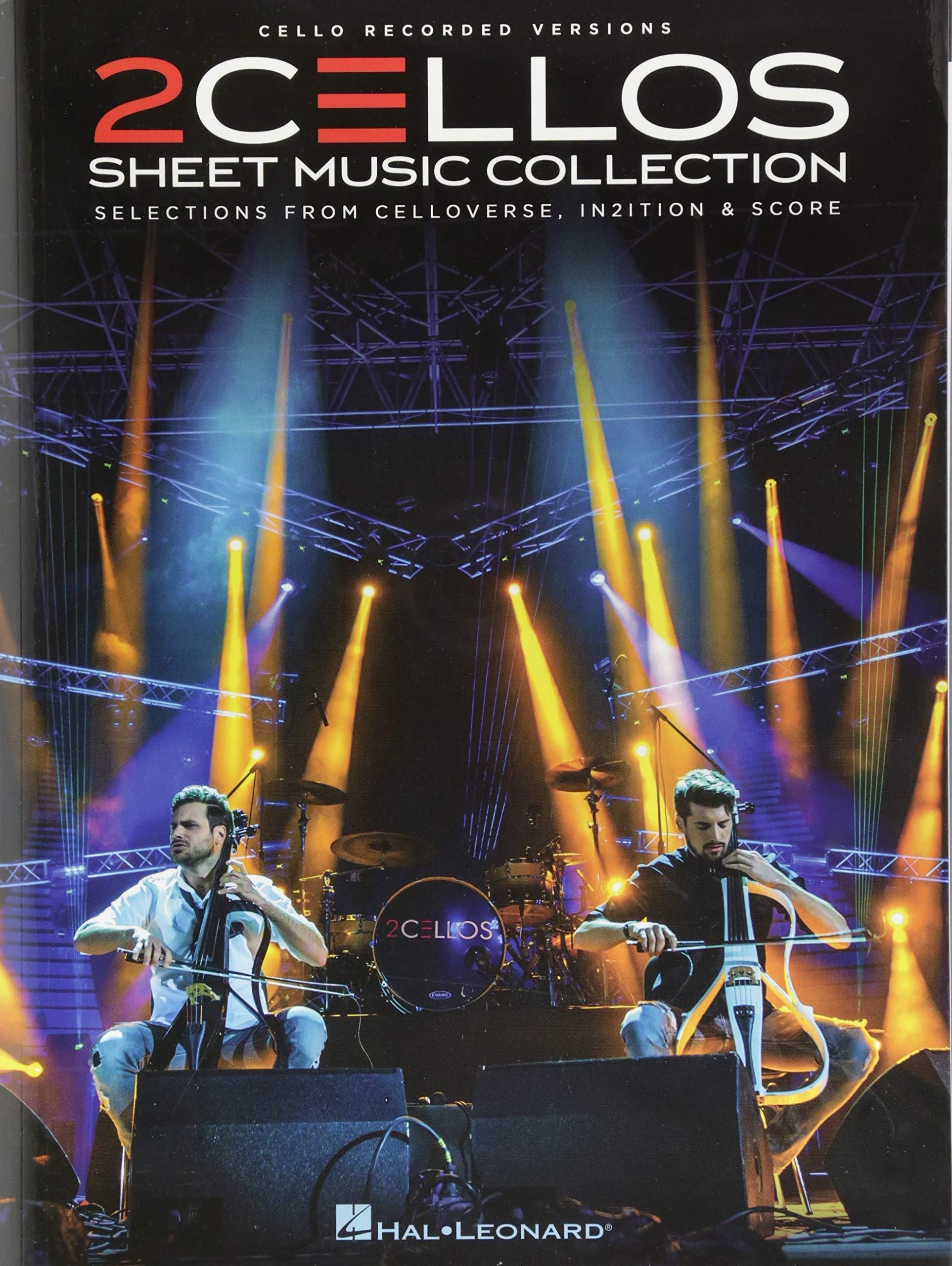 Amazon com: 2Cellos - Sheet Music Collection: Selections