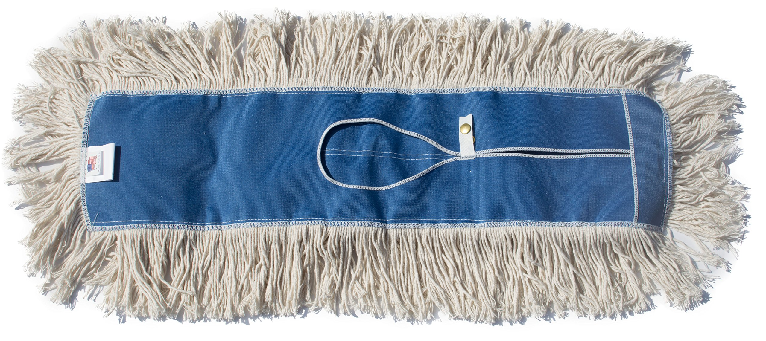 """Nine Forty Industrial Strength Ultimate Cotton Floor Dust Mop Refill 