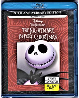 tim burtons the nightmare before christmas 20th anniversary edition blu ray dvd - Nightmare Before Christmas Watch Online