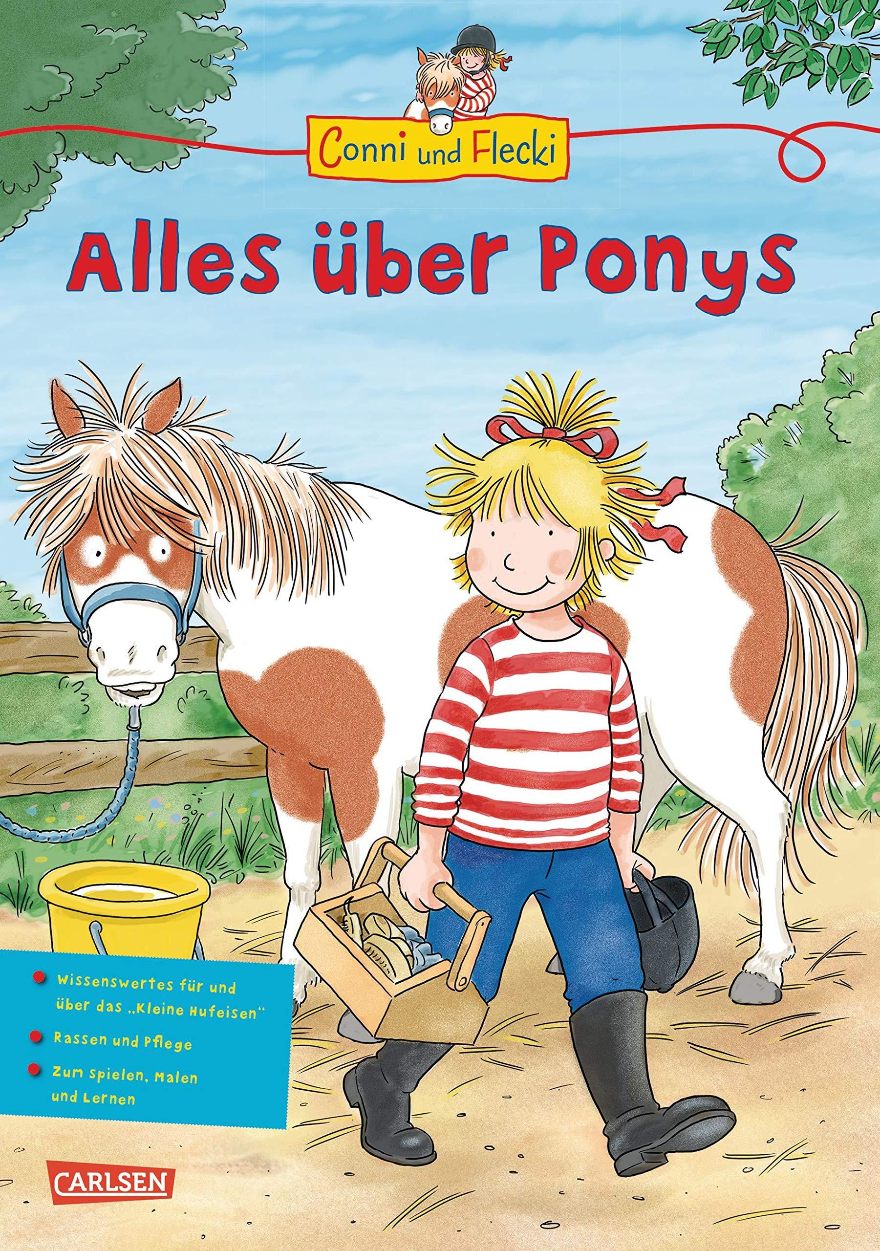Conni Und Flecki  Alles über Ponys