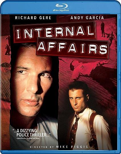 Internal Affairs Edizione: Stati Uniti Italia Blu-ray: Amazon.es ...