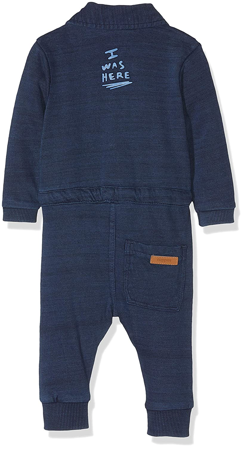 Noppies B Playsuit Victor Barboteuse B/éb/é gar/çon