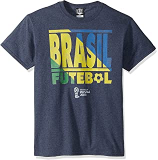 FIFA Mens Russia 2018 Stated Country Tees