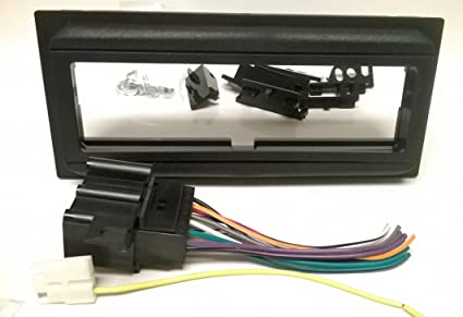 Amazon dash kit and wire harness for installing a new single dash kit and wire harness for installing a new single din radio into a pontiac a6000 publicscrutiny Choice Image