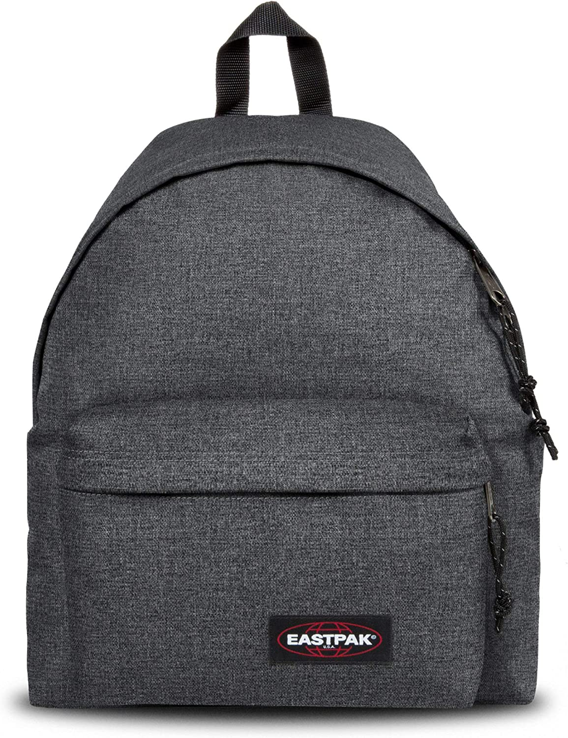 Eastpak Women's Padded Pak'r Backpack, Black Denim, One Size