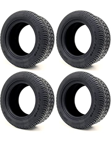 Arisun 205/50-10 Dot Street Tires for Ezgo, Club Car, Yamaha