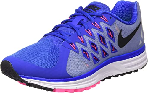Nike Damen Zoom Vomero 9 Laufschuhe, Blau (Mehrfarbig), 42