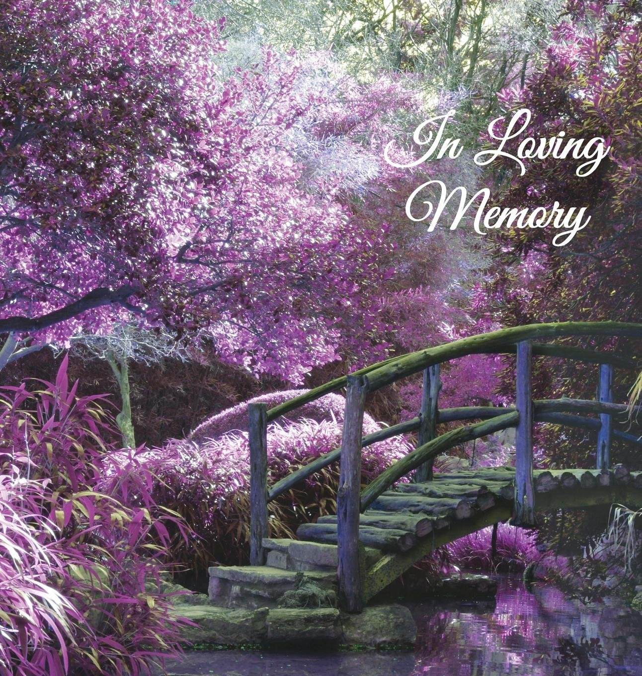 In Loving Memory Funeral Guest Book, Memorial Guest Book, Condolence Book, Remembrance Book for Funerals or Wake, Memorial Service Guest Book: A ... the Family. Hard Cover with a Gloss Finish Hardcover – March 10, 2017 Angelis Publications 0995694966 Grief