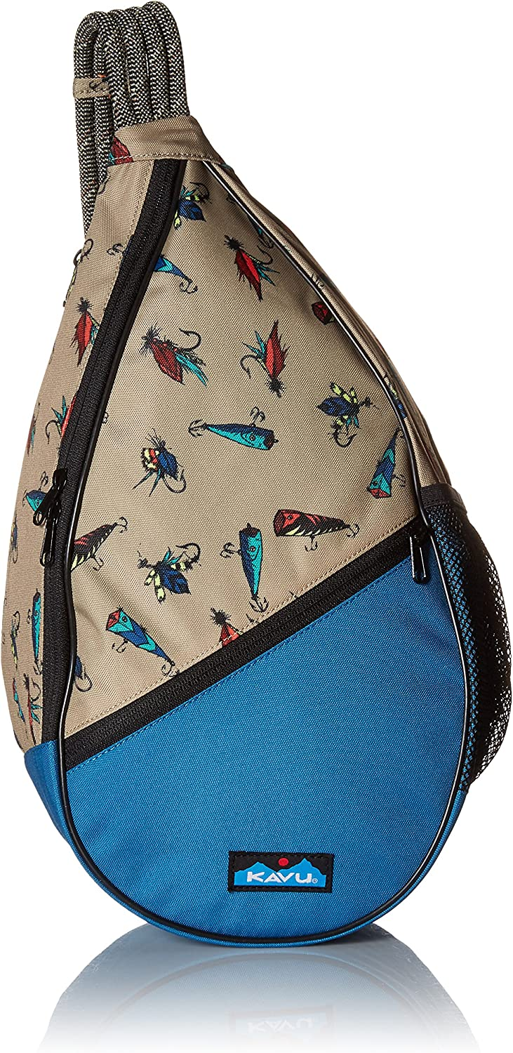 KAVU Paxton Pack Backpack CRossbody Rope Sling Bag