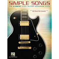 Simple Songs: The Easiest Easy Guitar Songbook Ever book cover