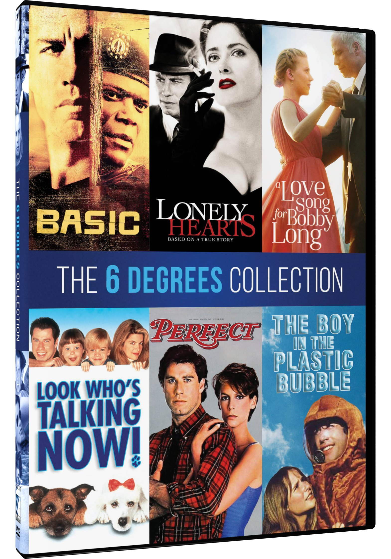 DVD : The 6 Degrees Collection (2 Pack, 2PC)
