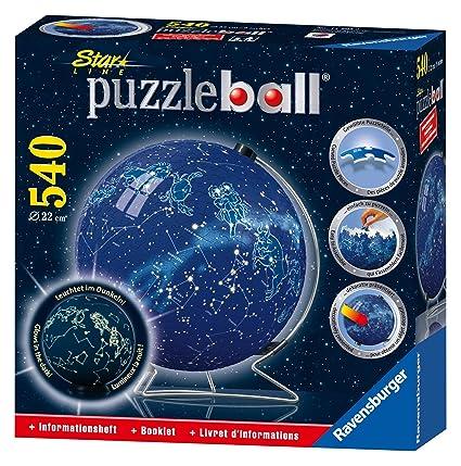 Amazon ravensburger 540 celestial map gloin in the dark ravensburger 540 celestial map gloin in the dark puzzleball gumiabroncs Choice Image