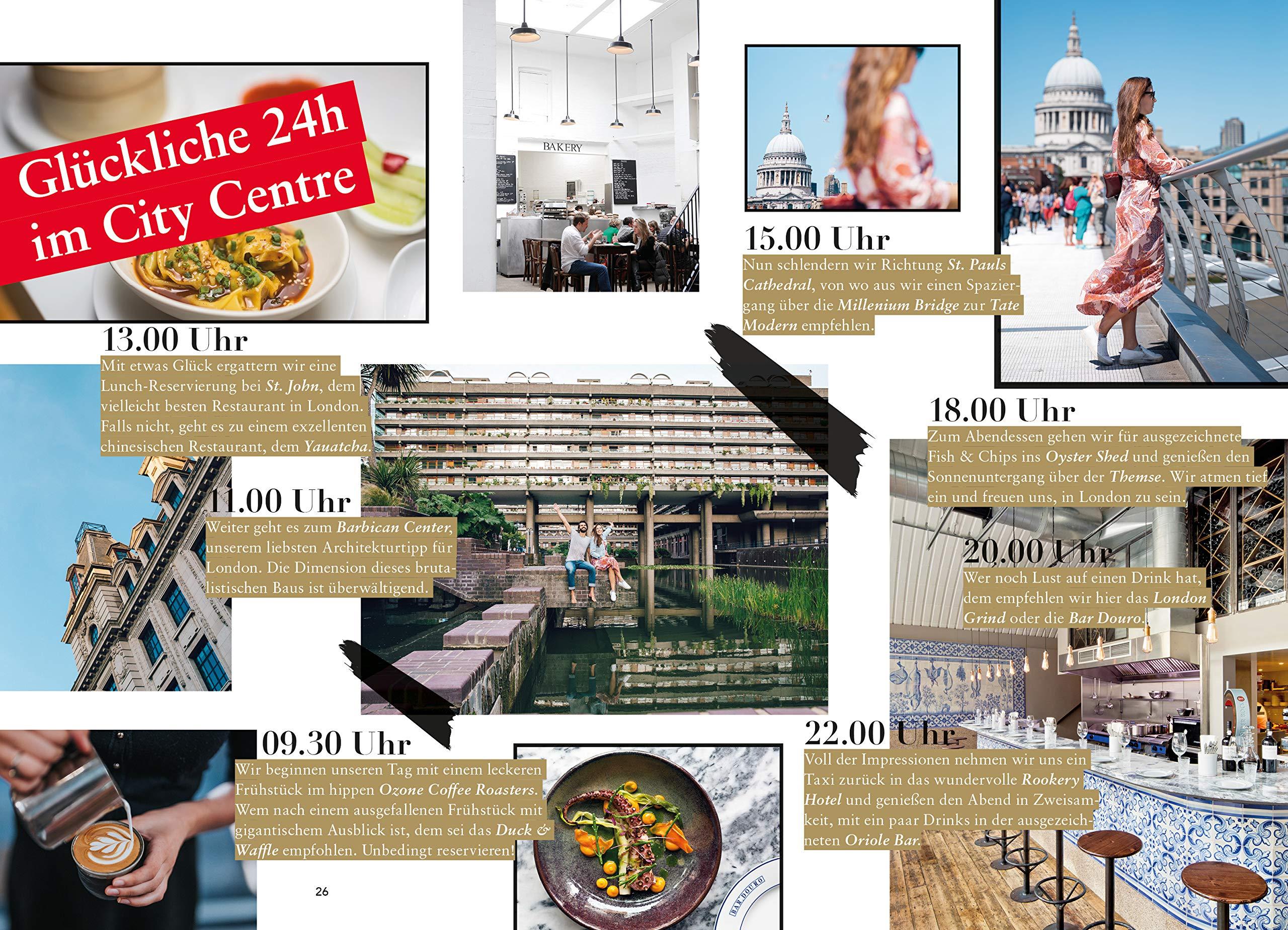 Glücklich in London. Süddeutsche Zeitung Mit großem Stadtplan zum  Herausnehmen + Insidertipps von Locals.  Amazon.de  Tanja Roos, Christian  Roos  Bücher c21d2cdfcb