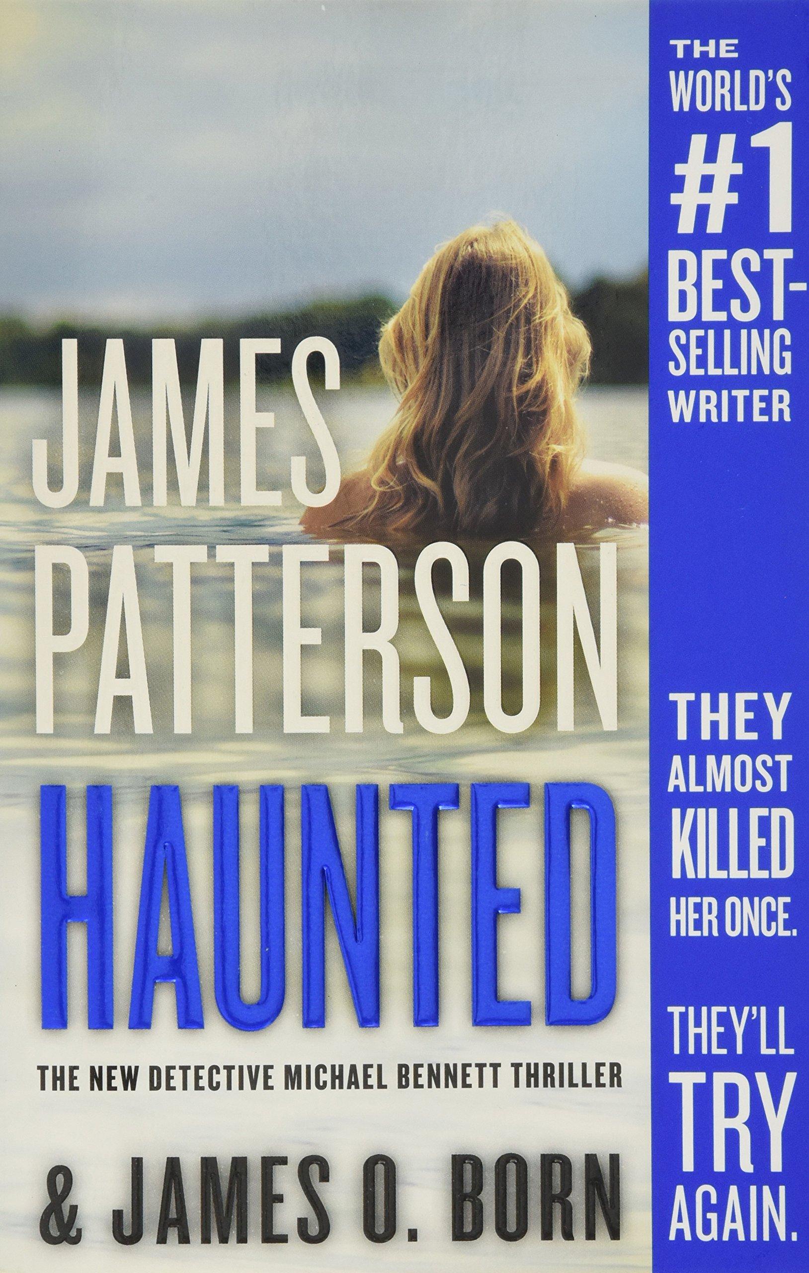 Download Haunted (Michael Bennett) pdf