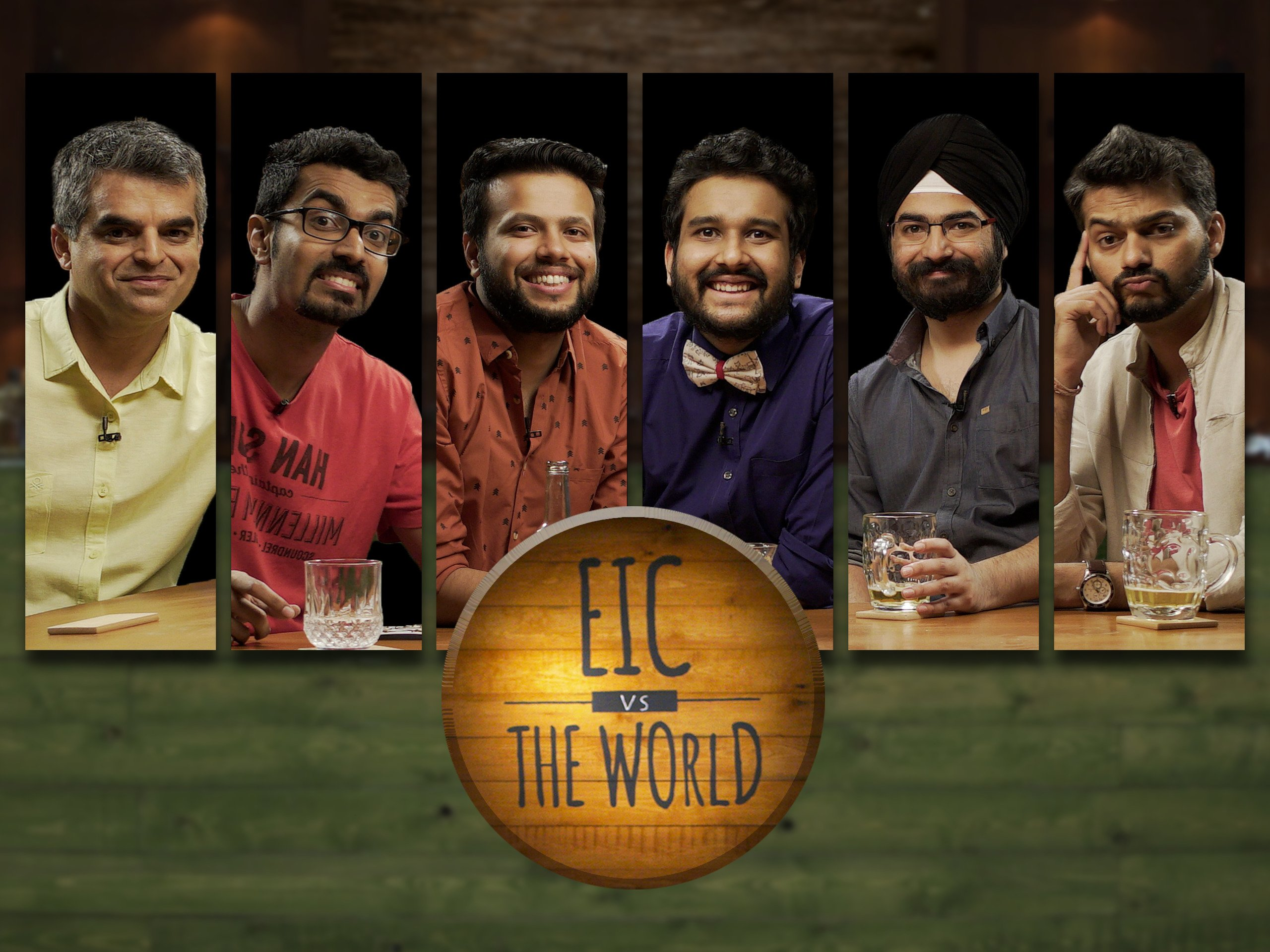 EIC vs The World-S1.0 - Season 1