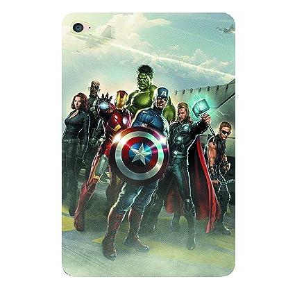 Apple iPad Mini 1 2 3  7.9 inch  Avengers Uv Printed Back Cover by Videotronix ??? ?? ???