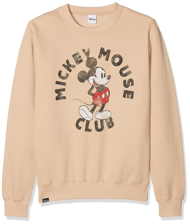 TALLA 38 (Talla del fabricante:S). Disney Mickey Club Camiseta para Mujer