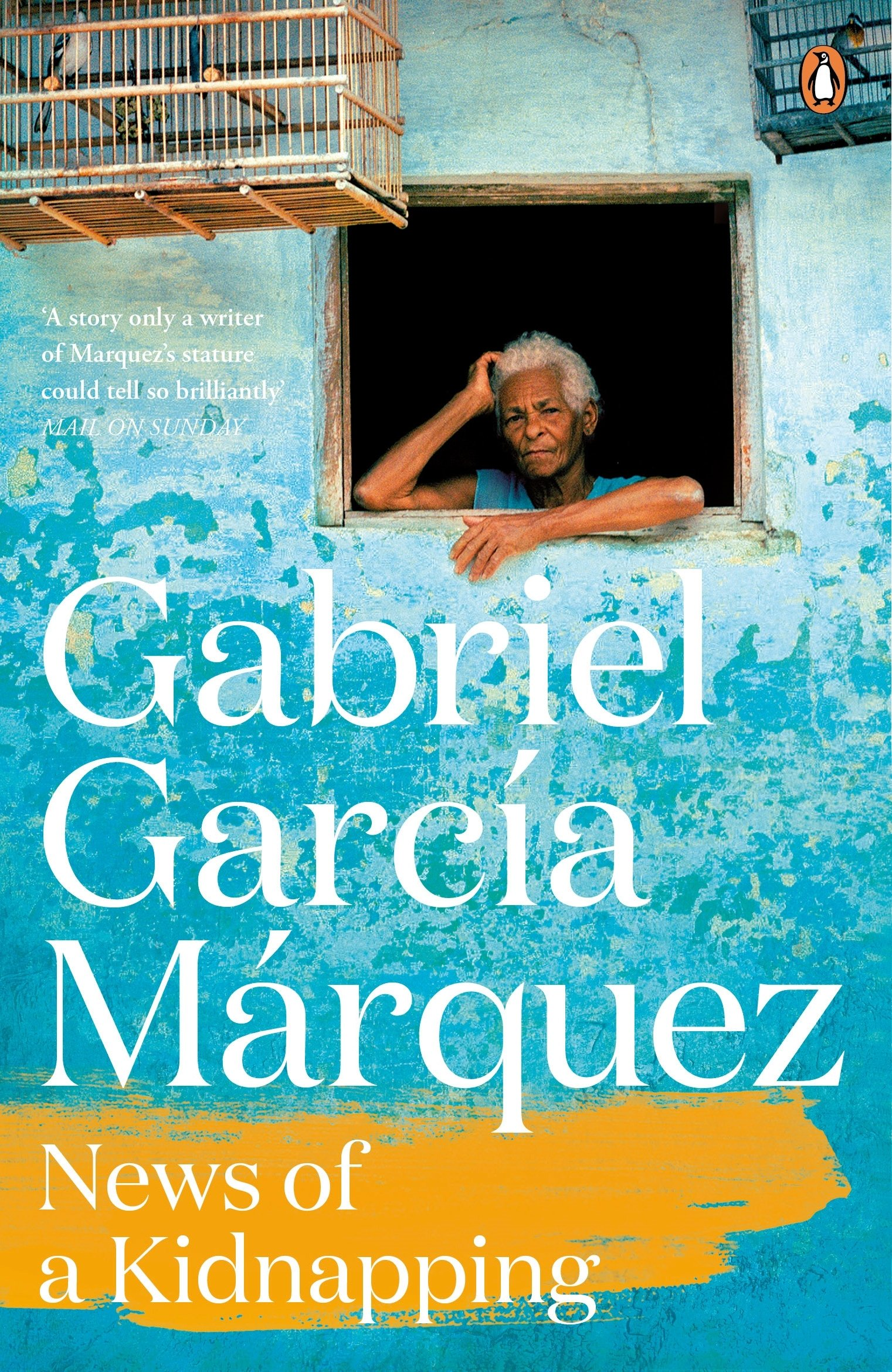 News of a Kidnapping: Amazon.es: Gabriel Garcia Marquez: Libros en idiomas extranjeros