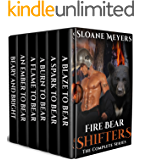 Fire Bear Shifters: The Complete Series