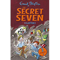 The Secret Seven Collection 3: Books 7-9 (Secret Seven Collections and Gift books)