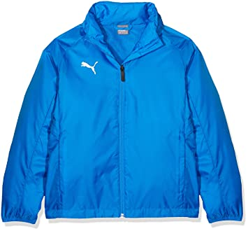 PUMA Liga Training Rain Core Jr Chaqueta, Niños