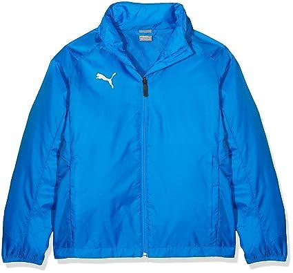 084000d2b067 Puma Kinder Liga Core Training Rain Jacket  Amazon.de  Sport   Freizeit