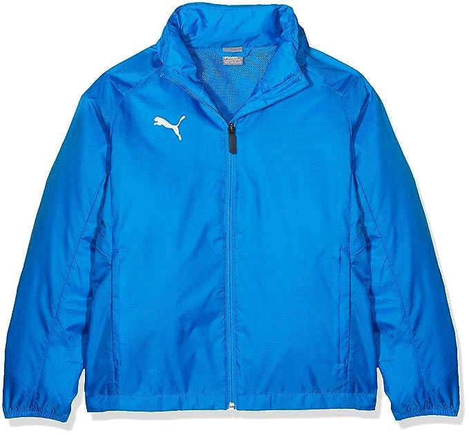 Jacke Liga Kinder Jr Jacket Puma Rain Core Training vym0ON8Pnw