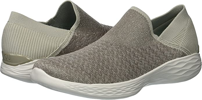 Skechers You Transcend, Baskets Enfiler Femme