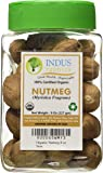 Indus Organic Nutmeg Whole Jumbo, 8 Ounce