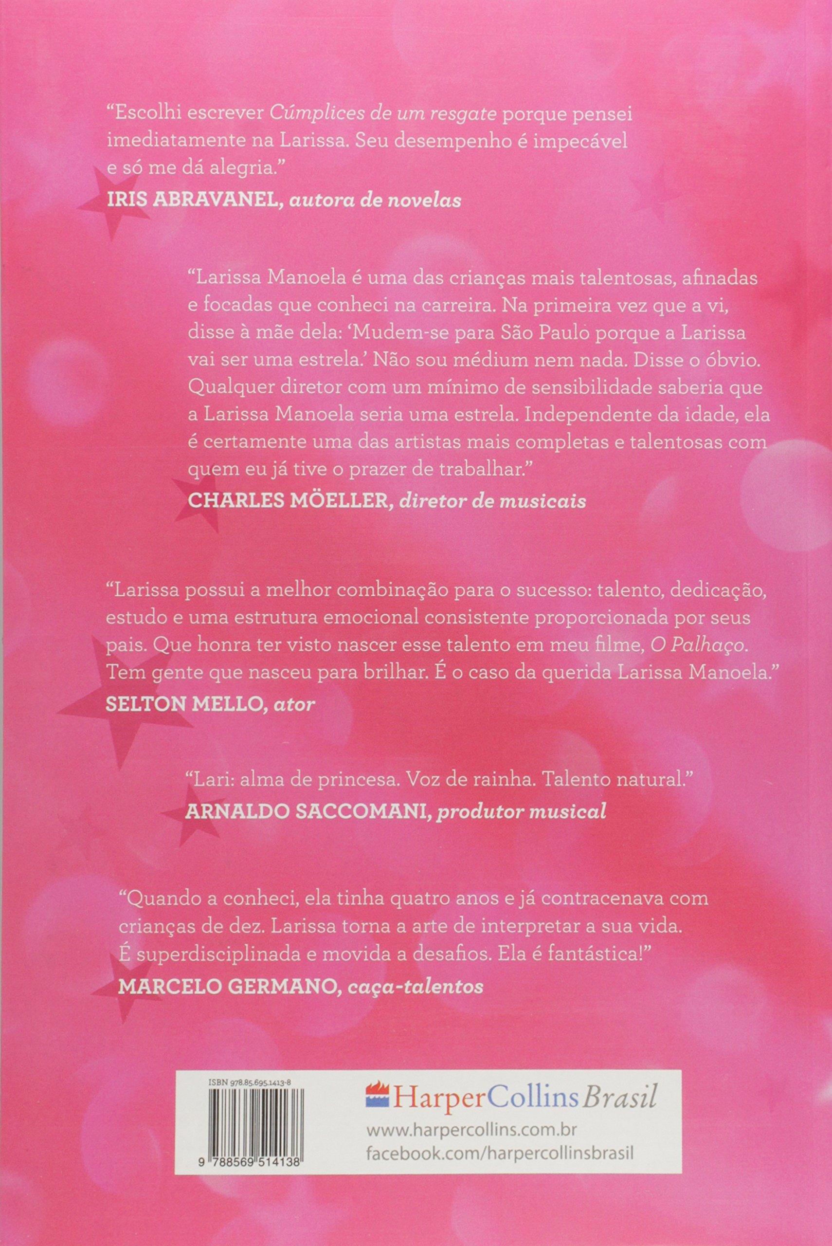 Diário de Larissa Manoela - Livros na Amazon Brasil- 9788569514138 09047d6880