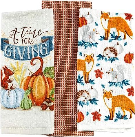 Pumpkin And Fall Leaves Tea Towelpumpkin Tea Towel Fall Leaves Kitchen Towel Fall Flour Sack Towel Home Living Tea Towels Delage Com Br