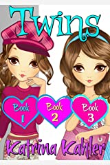 TWINS : Part One - Books 1, 2 & 3: Books for Girls 9 - 12 (Twins Series) Kindle Edition