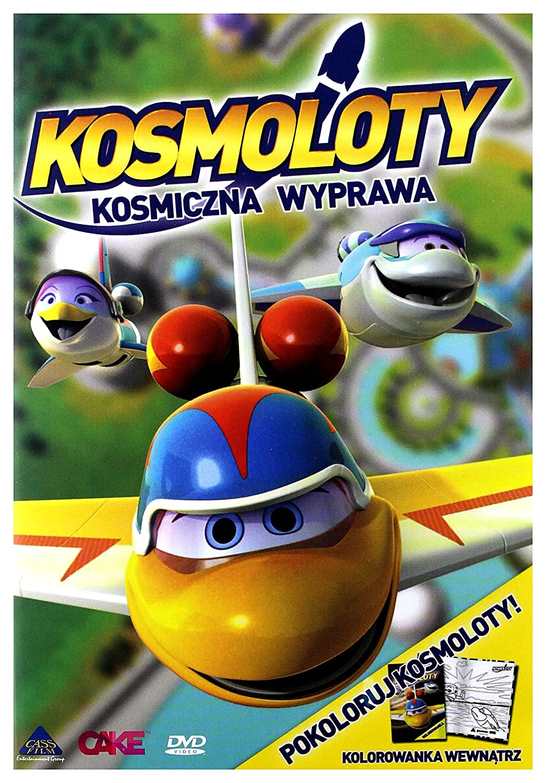 Kosmoloty Kosmiczna Wyprawa Dvd No English Version Amazon Co Uk