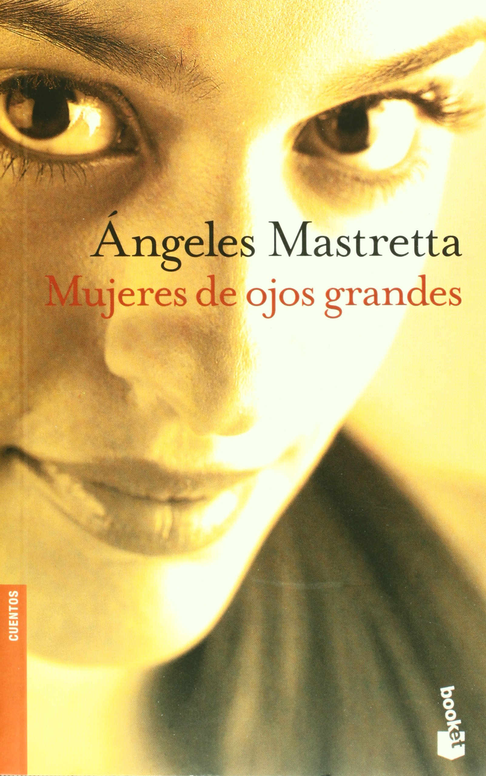 Mujeres De Ojos Grandes Novela Spanish Edition Angeles