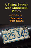 A Flying Saucer with Minnesota Plates (Harry's All-Night Hamburgers Book 2)