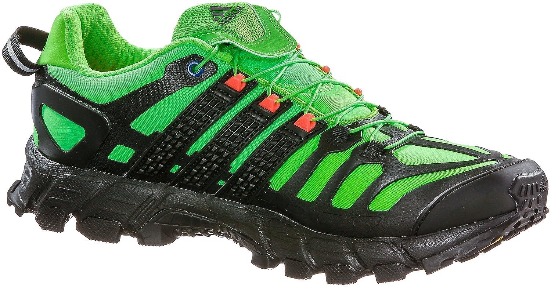 ada9516dee48cb adidas Performance Herren Laufschuhe grün 11 1 2  Amazon.de  Sport    Freizeit