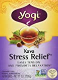 Yogi Tea, Kava Stress Relief (Pack of 1)
