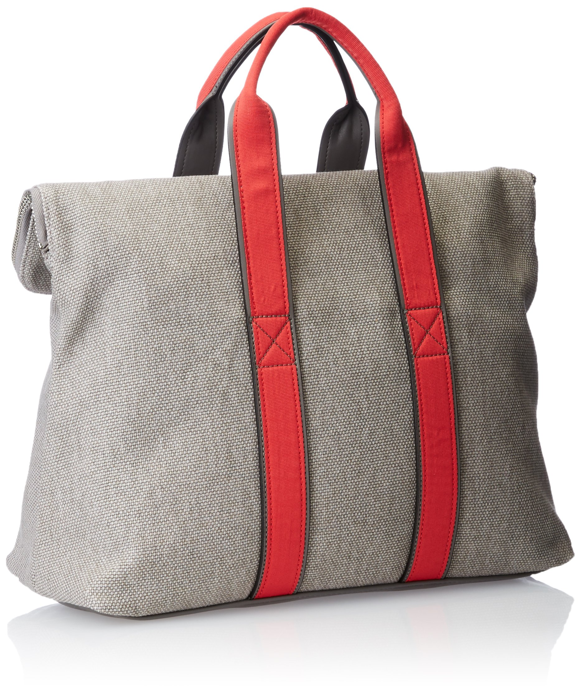 Splendid Cape May Satchel Top Handle Bag, Grey, One Size by Splendid (Image #2)
