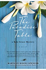 The Paradise Table: a Kate Grace Mystery Kindle Edition