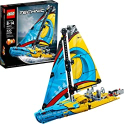 LEGO Technic Racing Yacht 42074 Building Kit (330 Pieces)
