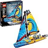LEGO Technic 6210340 Racing Yacht 42074 Building Kit (330 Piece)