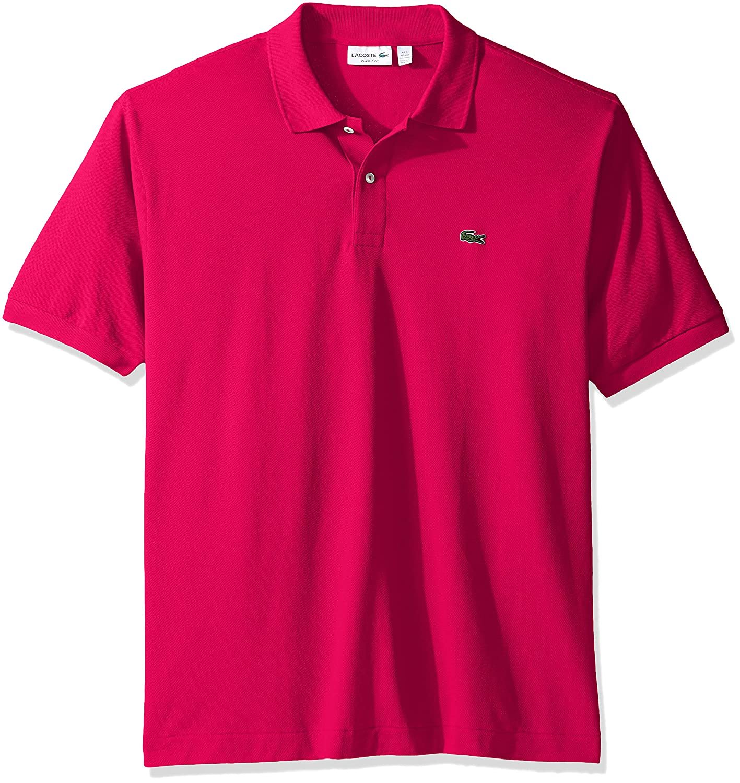 Lacoste ラコステMen's L-1212,半袖 鹿の子 ポロシャツ(並行輸入品) B01N7MM1TC XL|フクシャ フクシャ XL