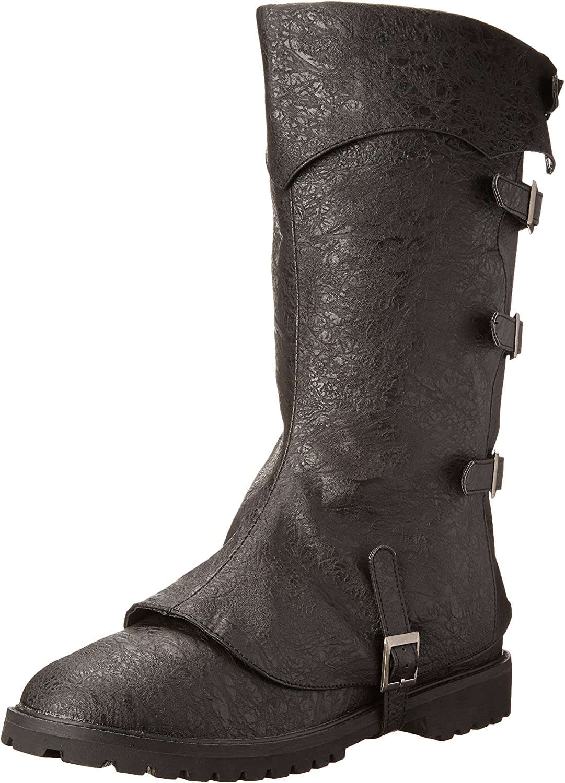 Funtasma Men's Gotham Engineer Boot