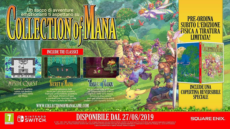 Collection of Mana: Amazon.es: Videojuegos