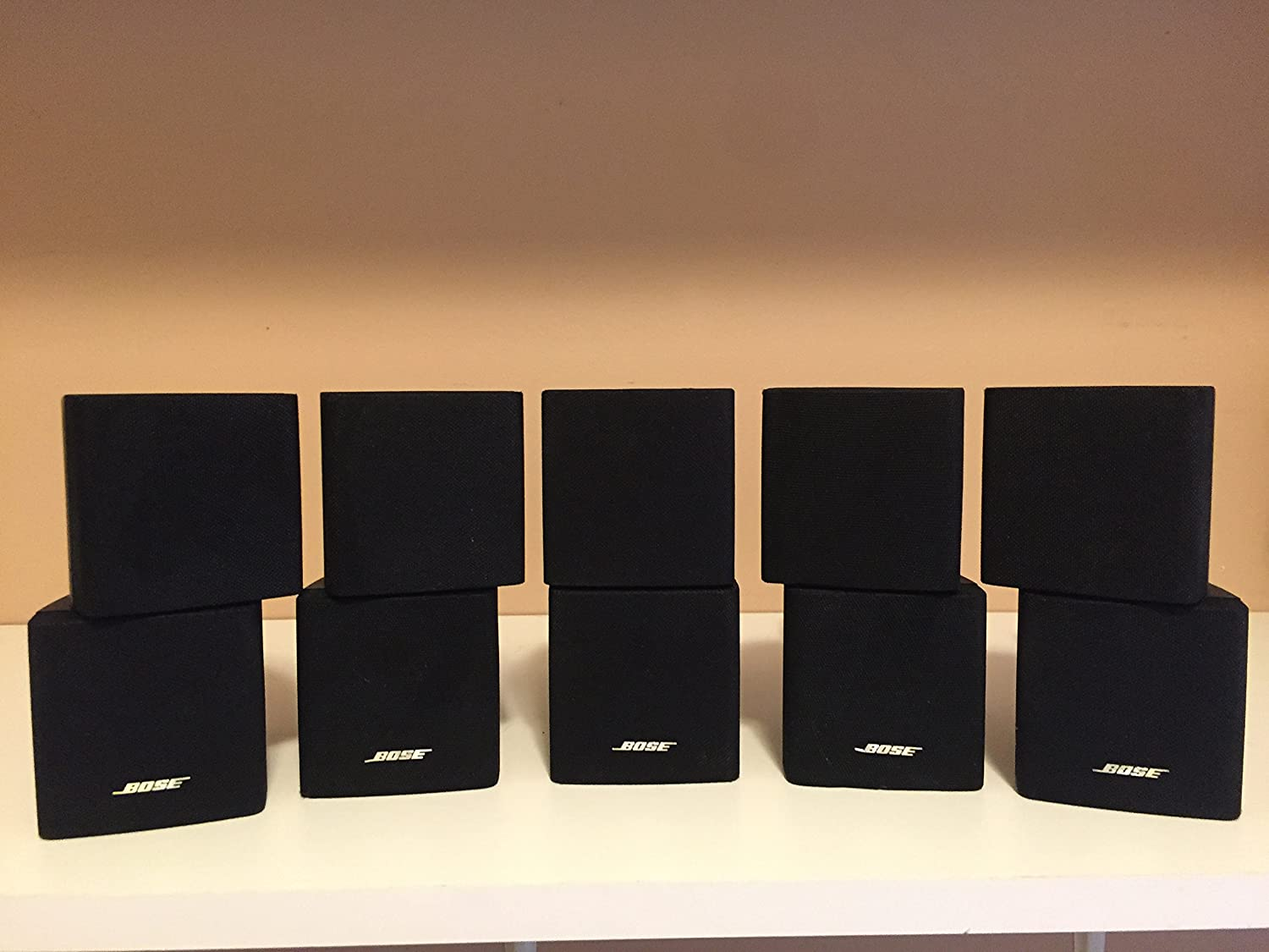 1 x Bose First Gen Double Cube Speaker 5 Available Bose Sound Guaranteed Nice