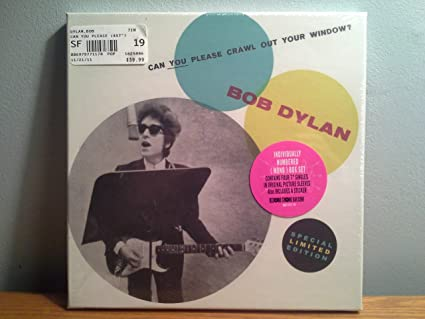 Bob Dylan Can You Please Crawl Out Your Window Amazoncom Music