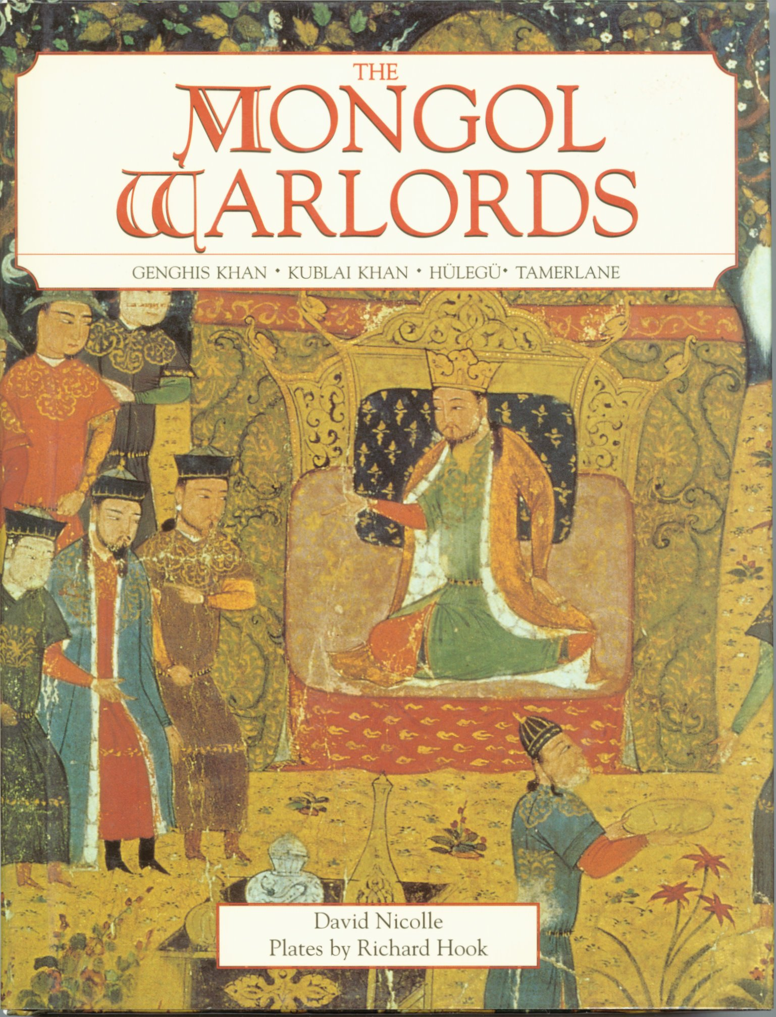 kublai khan achievements