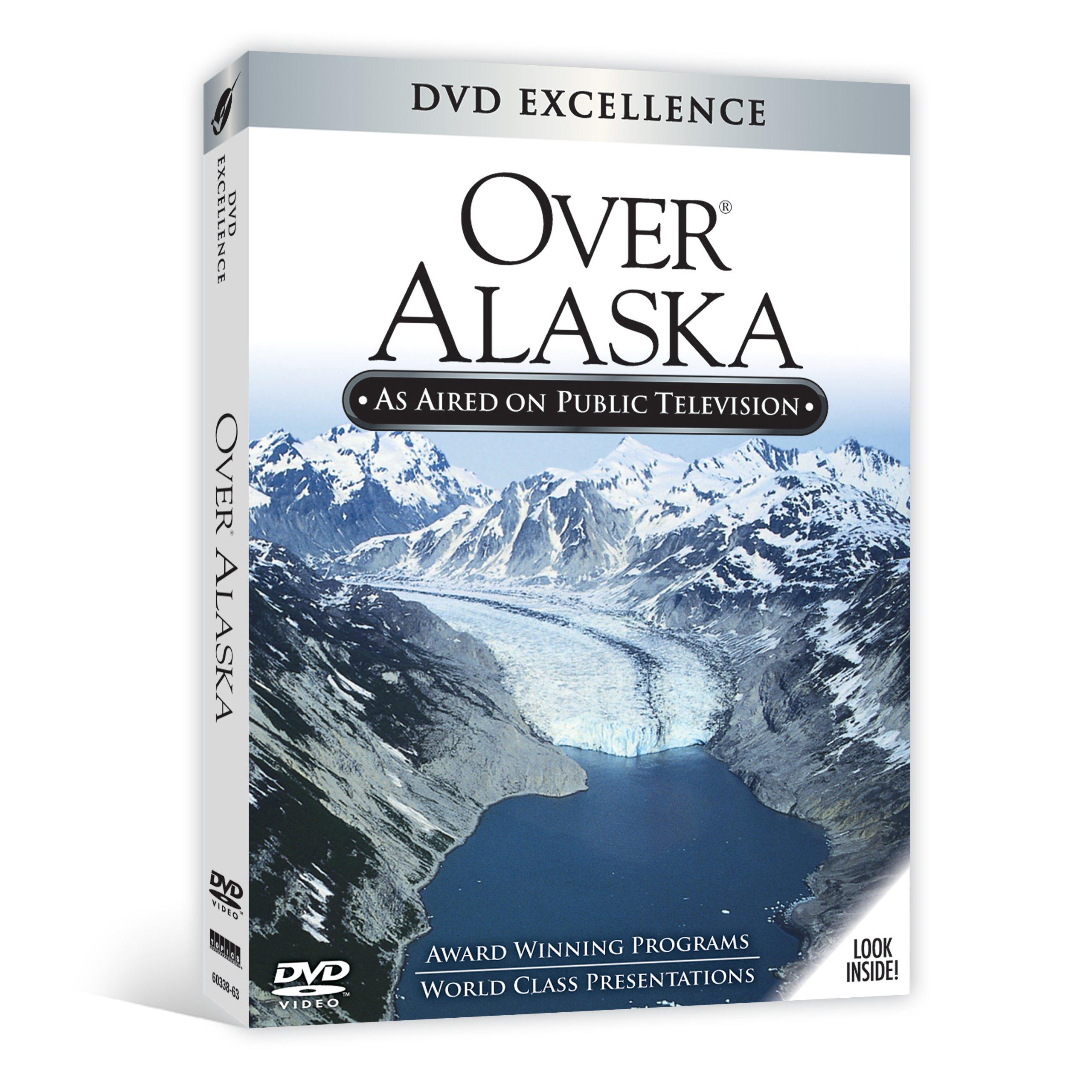 Over Alaska by TOPICS ENT.
