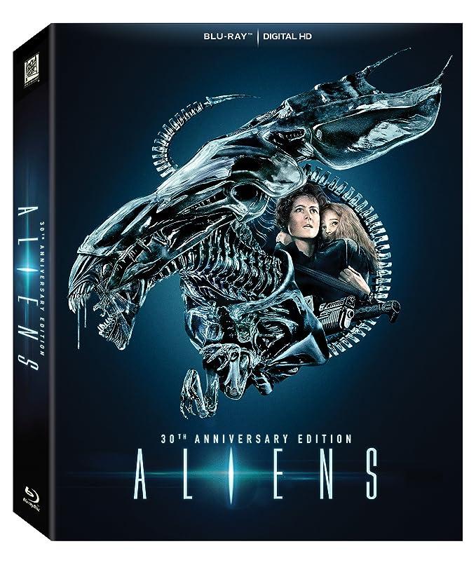Aliens 30Th Anniversary [Edizione: Stati Uniti] [Italia] [Blu-ray]