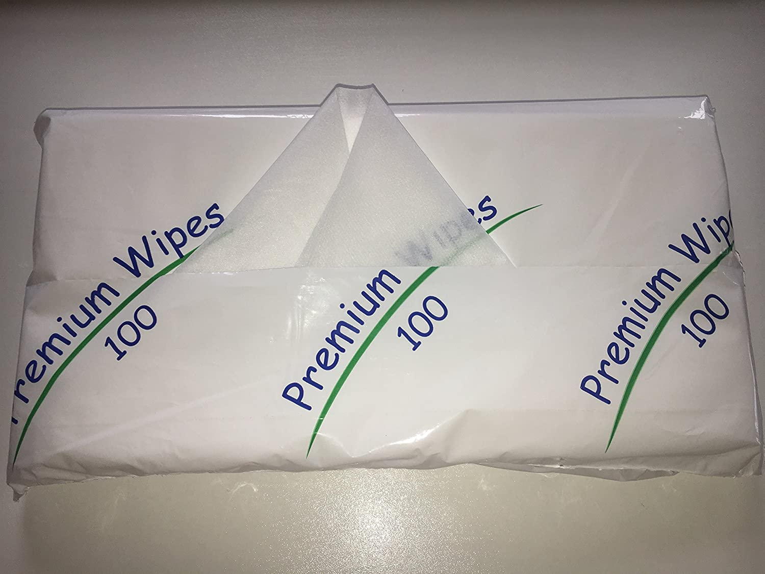 Premium Wipes 40 Packs of 100 Large Dry Patient Cleansing Wipes AH Packaging Ltd